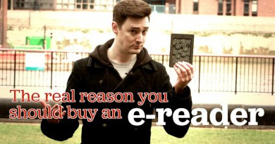 kindle ebooks:12 good reasons to buy an ebook reader
