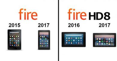 New Fire Tablets For 7 June 2017