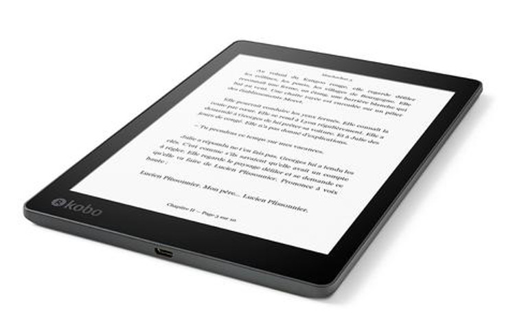 ebook reader Aura