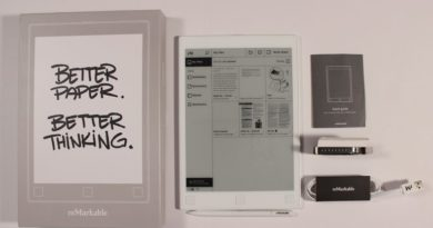 ReMarkable: a Reader That is Not Made For Reading