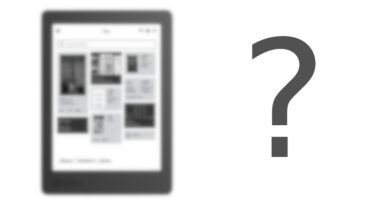 A New Kobo Ereader For 2020?