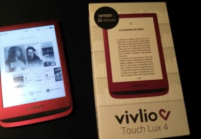 Vivlio Touch Lux 4 Ereader Review